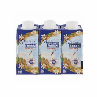 Latte di Mandorla 3x200 ml