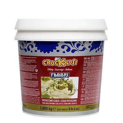 Crockolosi Pistacchio Gold 3,8 kg