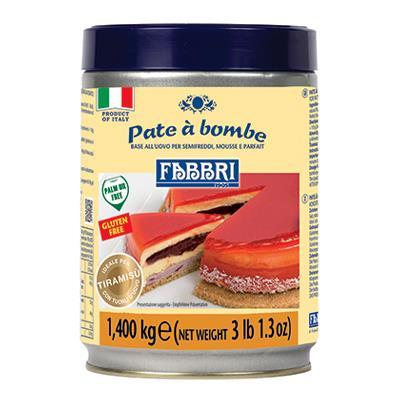 Pate à Bombe lattina