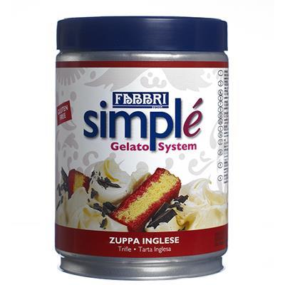 Simplé Zuppa Inglese