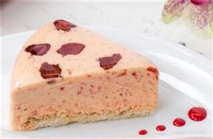 Mousse alla Fragola