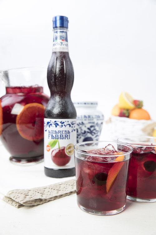 Sangria all'Amarena