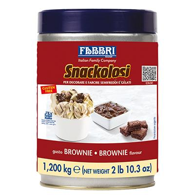 Snackoloso Brownie