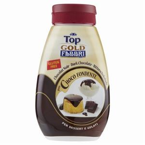 Minitopping Choco Fondente Gold 190 g